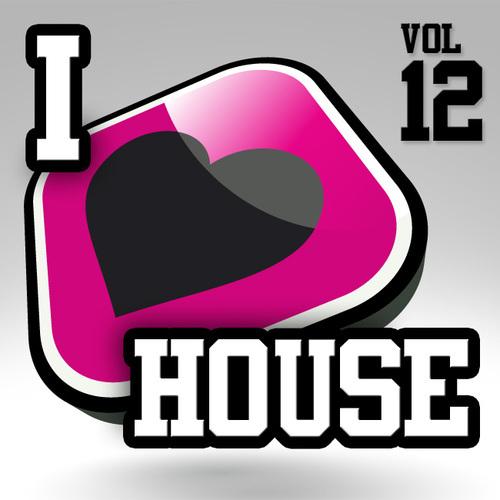 Album Art - I Love House, Volume 12