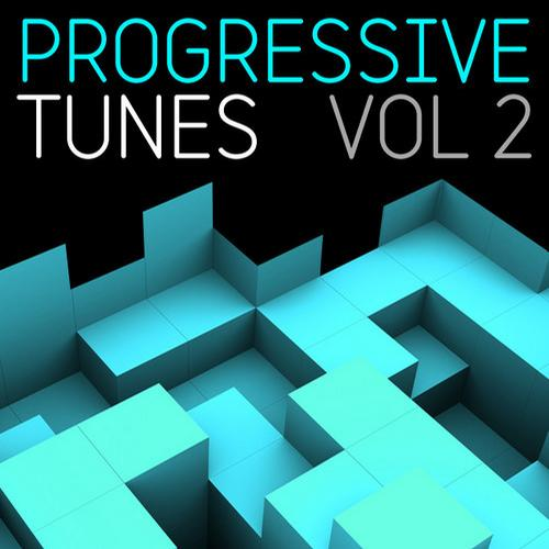 Album Art - Progressive Tunes, Vol. 2