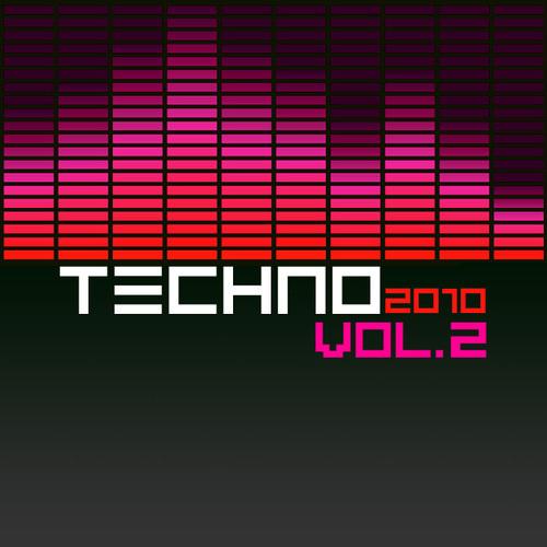 Album Art - Techno 2010 Volume 2