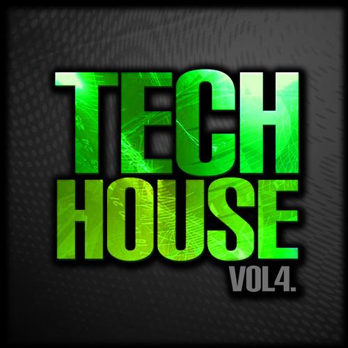 Album Art - Tech House Volume 4