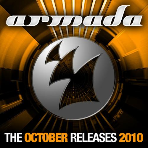 Album Art - Armada October Releases - 2010