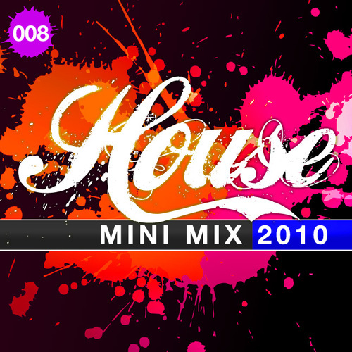 Album Art - House Mini Mix 2010 - 008