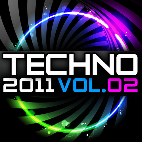 Album Art - Techno 2011 Volume 2