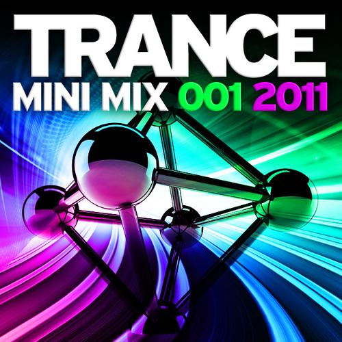 Album Art - Trance Mini Mix 001 - 2011