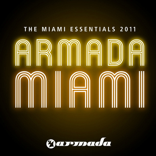 Album Art - Armada The Miami Essentials 2011