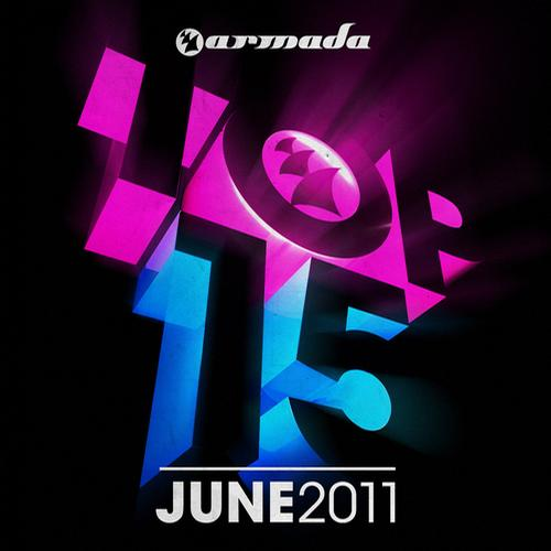 Album Art - Armada Top 15 - June 2011