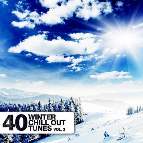 Album Art - 40 Winter Chill Out Tunes Vol. 2