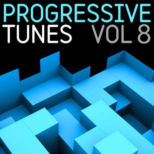 Album Art - Progressive Tunes Volume 8