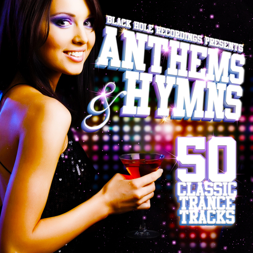 Album Art - Black Hole Recordings Presents Anthems & Hymns - 50 Classic Trance Tracks