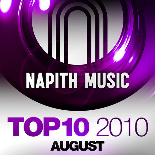 Album Art - Napith Music Top 10 - August 2010