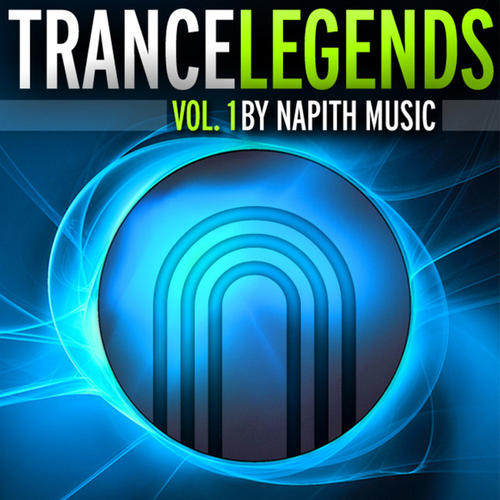Album Art - Trance Legends Volume 1