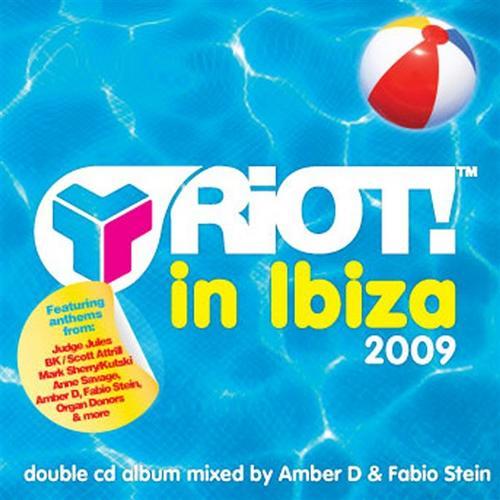 Album Art - Riot! In Ibiza 2009
