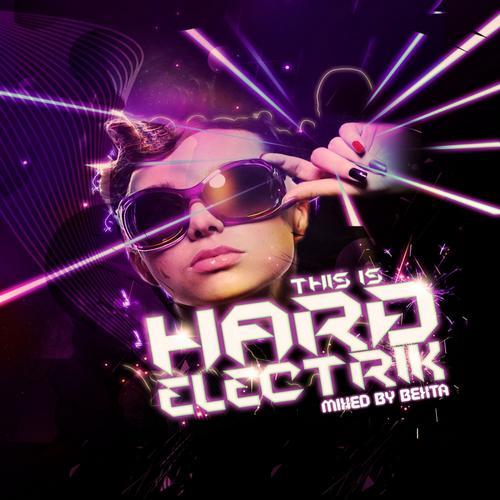 Album Art - This Is Hard Electrik