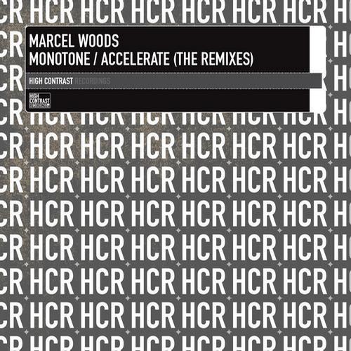 Album Art - Monotone / Accelerate (The Remixes)