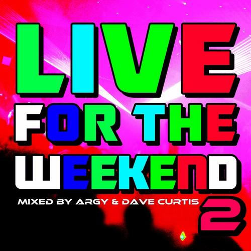 Album Art - Live For The Weekend 02