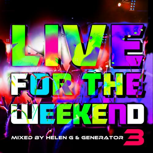 Album Art - Live For The Weekend 03