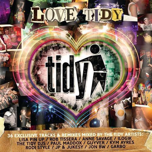 Album Art - Love Tidy - Album Sampler Part 02
