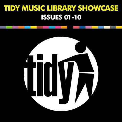 Album Art - Tidy Music Library Showcase: Issue 1