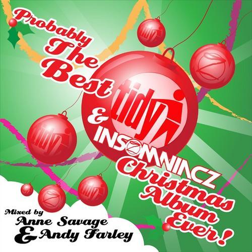 Album Art - Probably The Best Tidy & Insomniacz Christmas Album Ever!