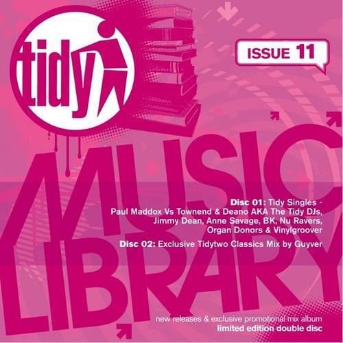 Album Art - Tidy Music Library Issue 11