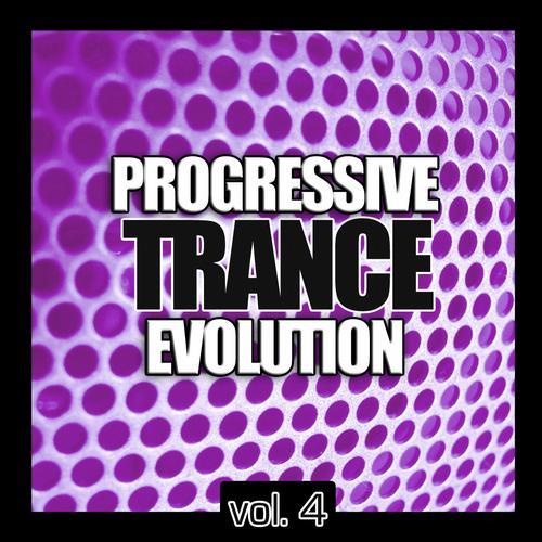 Album Art - Progressive Trance Evolution, Vol. 4