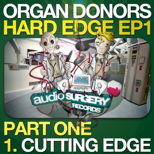 Album Art - Hard Edge EP