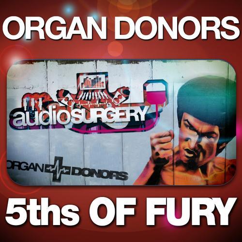 Album Art - 5ths Of Fury