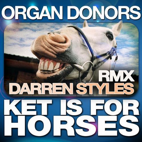 Album Art - Ket Is For Horses