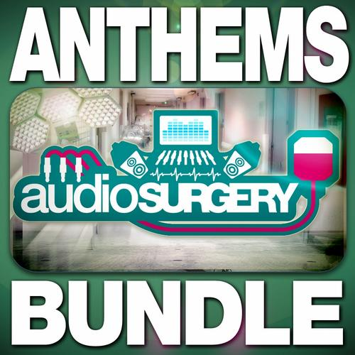 Album Art - Audio Surgery Anthems Volume 1