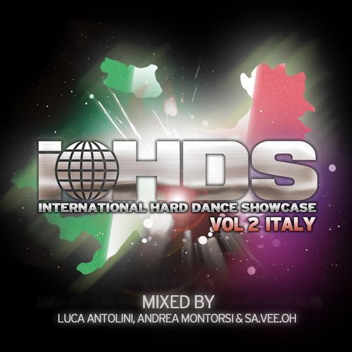 Album Art - International Hard Dance Showcase: Italy