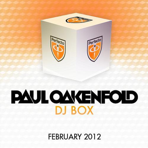 Album Art - DJ Box - February 2012
