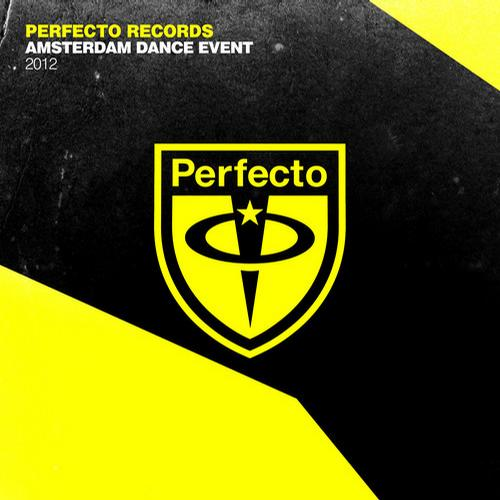 Perfecto Records - Amsterdam Dance Event 2012 Album Art