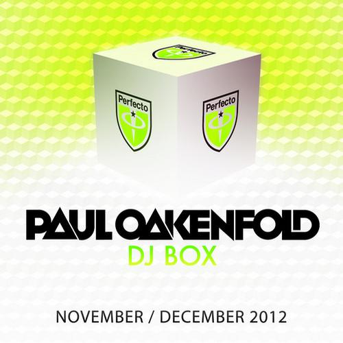 Album Art - DJ Box - November / December 2012