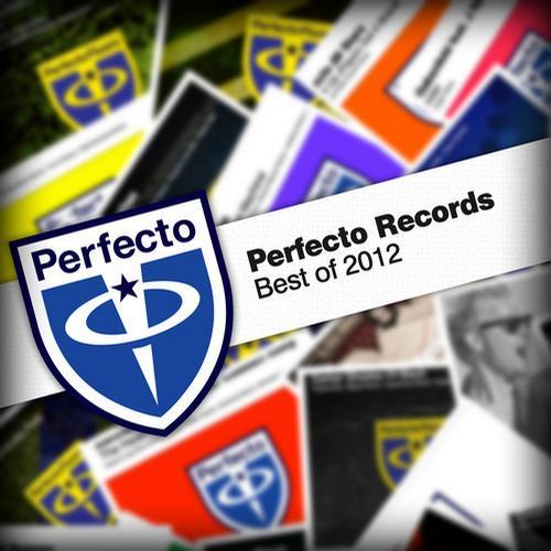 Album Art - Perfecto Records - Best Of 2012