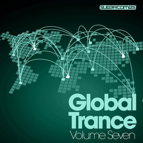 Album Art - Global Trance - Volume Seven