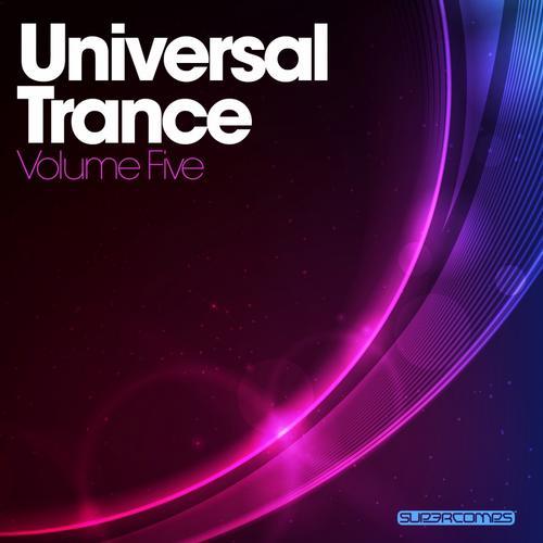 Album Art - Universal Trance Volume Five