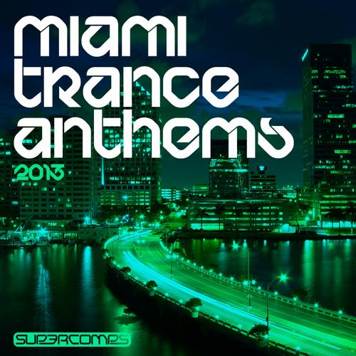 Album Art - Miami Trance Anthems 2013