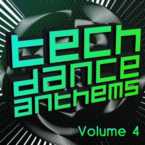 Album Art - Tech Dance Anthems Volume 4