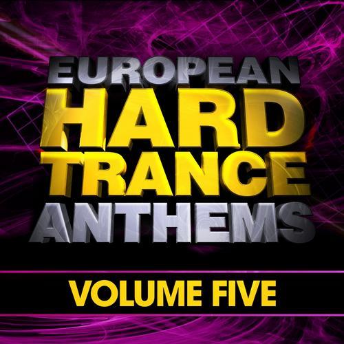 Album Art - European Hard Trance Anthems Volume 5