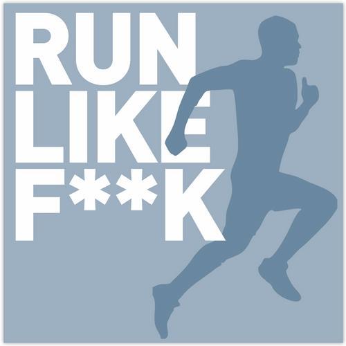 Album Art - Run Like F**K Volume 2