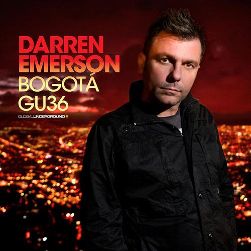 Album Art - GU36 Darren Emerson Bogota