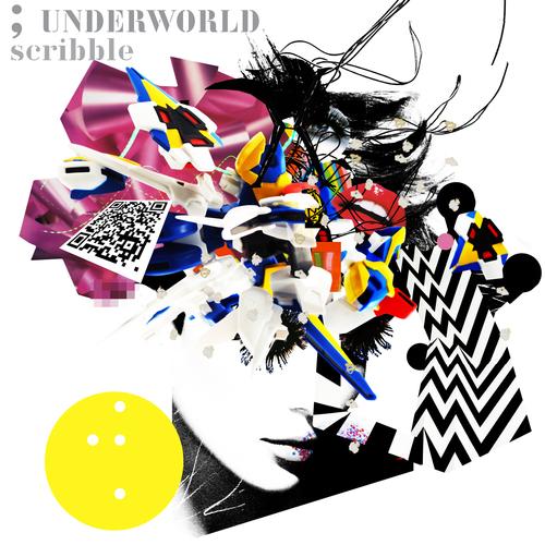 Album Art - Scribble - Netsky Remix