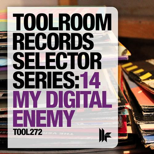 Album Art - Toolroom Records Selector Series: 14 My Digital Enemy