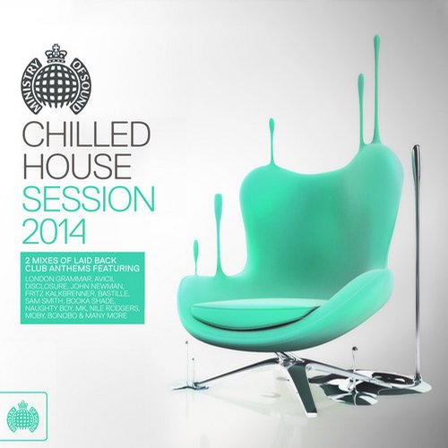 Album Art - Chilled House Session 2014 - Ministry of Sound