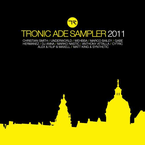 Album Art - Tronic ADE Sampler 2011