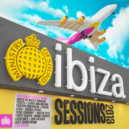 Album Art - Ibiza Sessions 2013 - Ministry of Sound