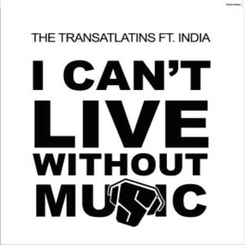 Album Art - I Can't Live Without Music