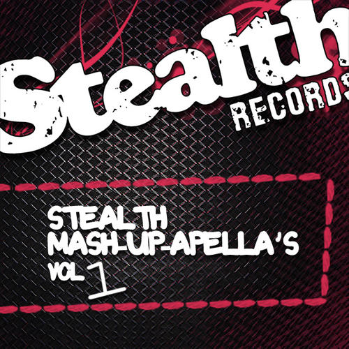 Album Art - Stealth Mash-Up-Apellas Volume 1