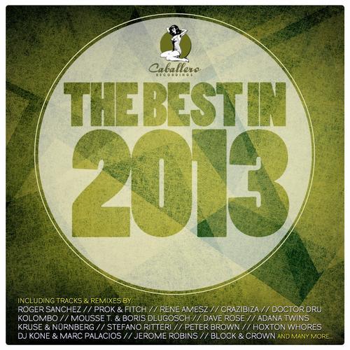 Album Art - The Best in 2013