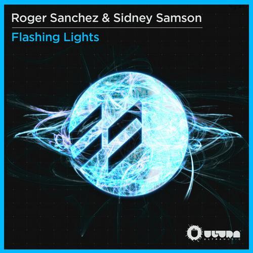 Album Art - Flashing Lights - Kid Massive Remix